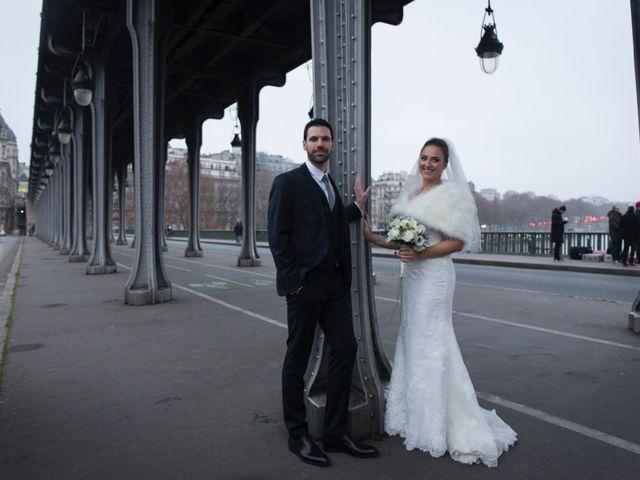 Le mariage de Louis et Marion à Paris, Paris 425