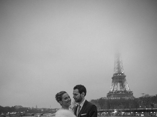 Le mariage de Louis et Marion à Paris, Paris 427