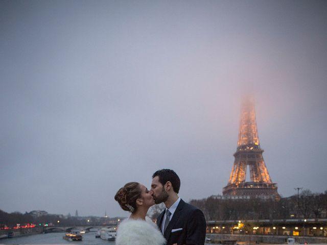 Le mariage de Louis et Marion à Paris, Paris 428