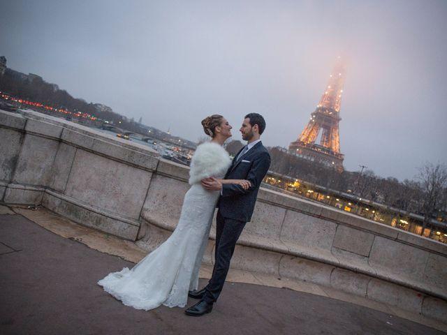 Le mariage de Louis et Marion à Paris, Paris 429