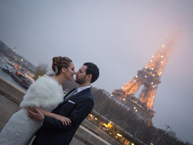 Le mariage de Louis et Marion à Paris, Paris 430
