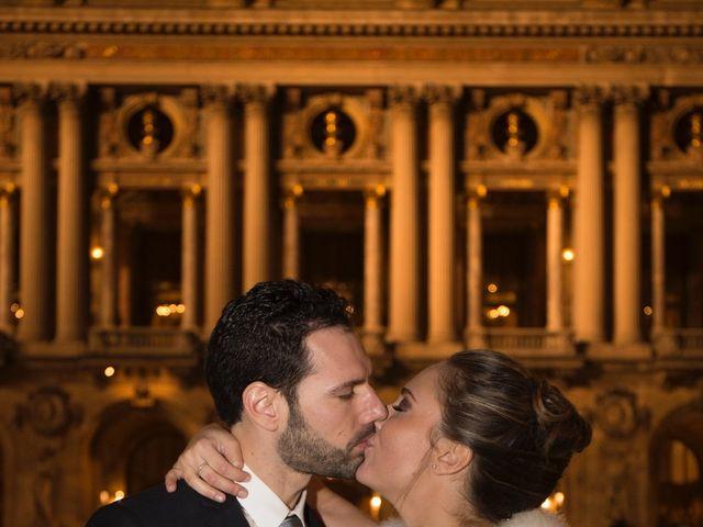 Le mariage de Louis et Marion à Paris, Paris 436
