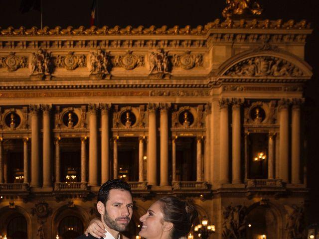 Le mariage de Louis et Marion à Paris, Paris 437