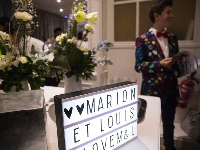 Le mariage de Louis et Marion à Paris, Paris 496