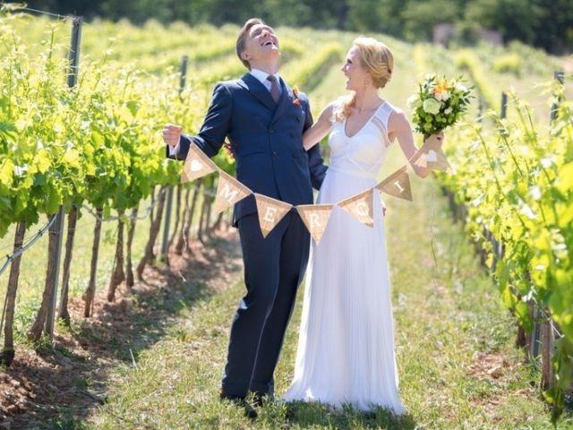 Le mariage de Isabelle et Carl Christian