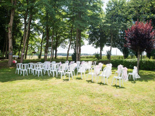 Le mariage de Nicolas et Kristina à Loches, Indre-et-Loire 2