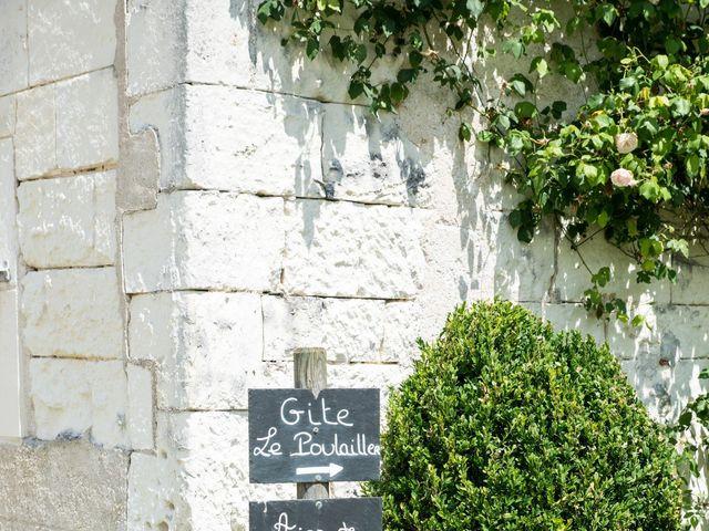 Le mariage de Nicolas et Kristina à Loches, Indre-et-Loire 5