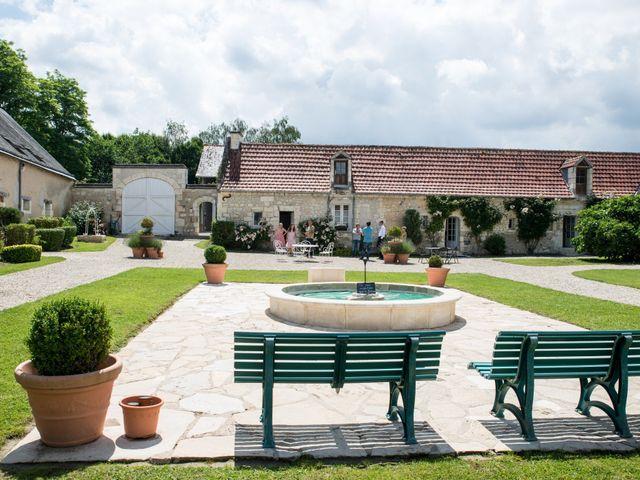 Le mariage de Nicolas et Kristina à Loches, Indre-et-Loire 6