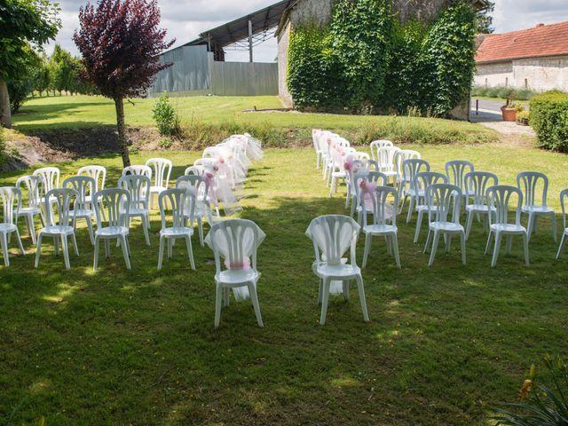 Le mariage de Nicolas et Kristina à Loches, Indre-et-Loire 7