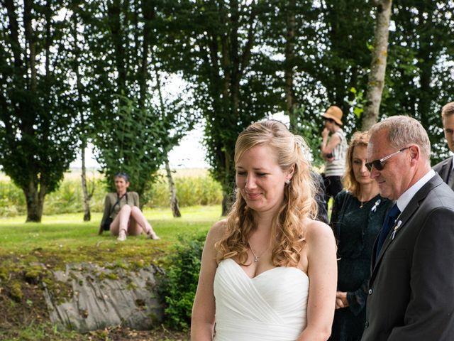 Le mariage de Nicolas et Kristina à Loches, Indre-et-Loire 11