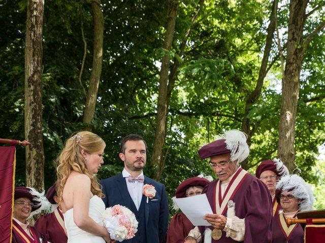 Le mariage de Nicolas et Kristina à Loches, Indre-et-Loire 16