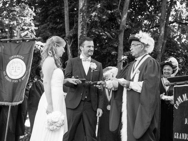 Le mariage de Nicolas et Kristina à Loches, Indre-et-Loire 18