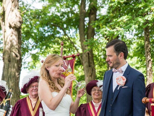 Le mariage de Nicolas et Kristina à Loches, Indre-et-Loire 19