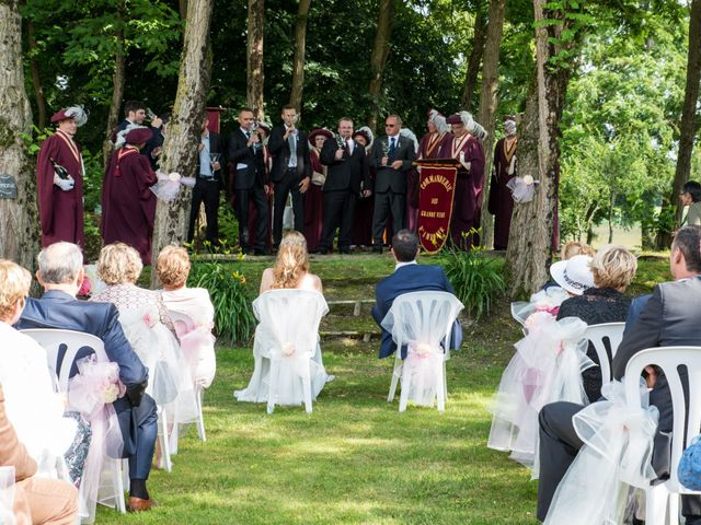 Le mariage de Nicolas et Kristina à Loches, Indre-et-Loire 25