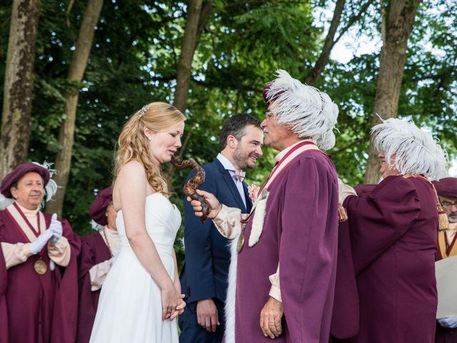 Le mariage de Nicolas et Kristina à Loches, Indre-et-Loire 28
