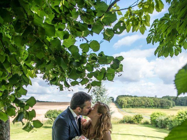 Le mariage de Kristina et Nicolas
