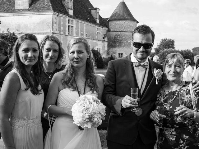 Le mariage de Nicolas et Kristina à Loches, Indre-et-Loire 30