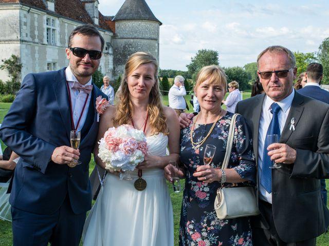 Le mariage de Nicolas et Kristina à Loches, Indre-et-Loire 31