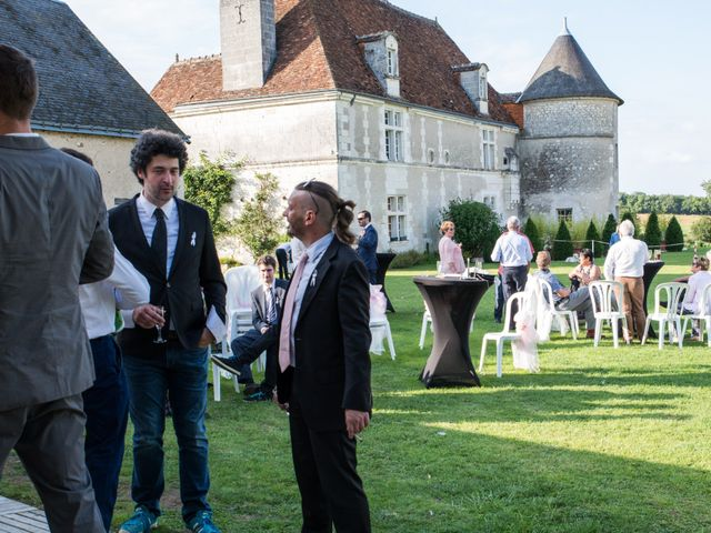 Le mariage de Nicolas et Kristina à Loches, Indre-et-Loire 32