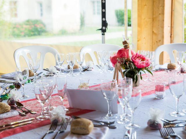 Le mariage de Nicolas et Kristina à Loches, Indre-et-Loire 33