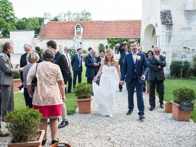 Le mariage de Nicolas et Kristina à Loches, Indre-et-Loire 36