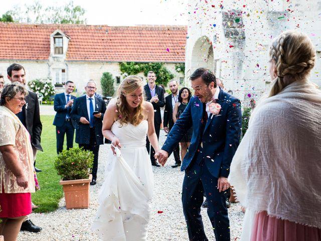 Le mariage de Nicolas et Kristina à Loches, Indre-et-Loire 38