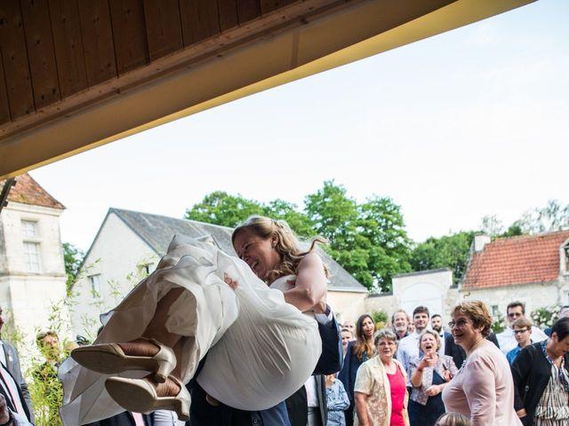 Le mariage de Nicolas et Kristina à Loches, Indre-et-Loire 41