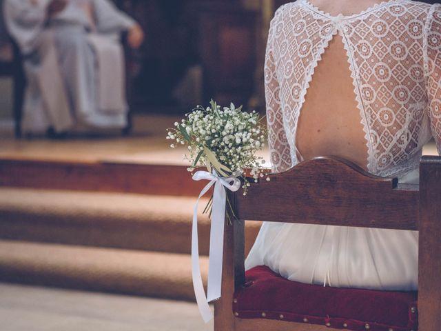 Le mariage de Robin et Eugénie à Saint-Germain-du-Puch, Gironde 7