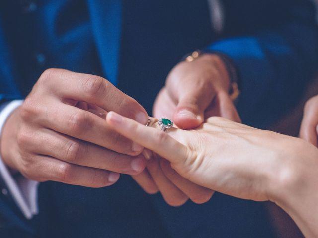 Le mariage de Robin et Eugénie à Saint-Germain-du-Puch, Gironde 14
