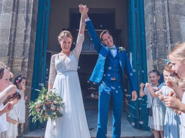 Le mariage de Robin et Eugénie à Saint-Germain-du-Puch, Gironde 17