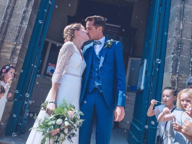 Le mariage de Robin et Eugénie à Saint-Germain-du-Puch, Gironde 18