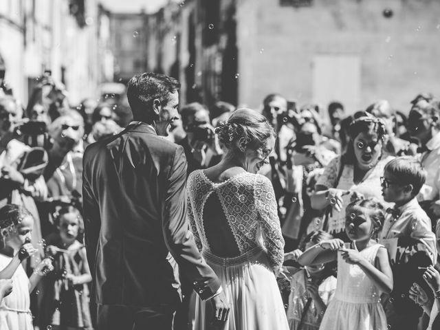 Le mariage de Robin et Eugénie à Saint-Germain-du-Puch, Gironde 19