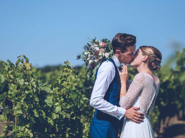 Le mariage de Robin et Eugénie à Saint-Germain-du-Puch, Gironde 21