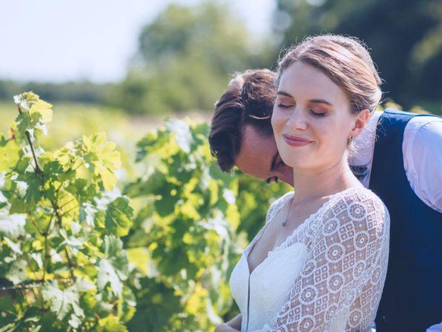 Le mariage de Robin et Eugénie à Saint-Germain-du-Puch, Gironde 23