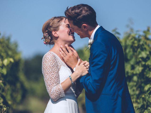 Le mariage de Robin et Eugénie à Saint-Germain-du-Puch, Gironde 25