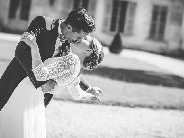 Le mariage de Robin et Eugénie à Saint-Germain-du-Puch, Gironde 29