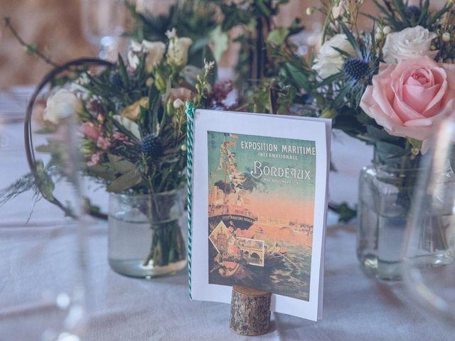 Le mariage de Robin et Eugénie à Saint-Germain-du-Puch, Gironde 32