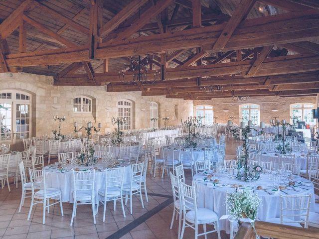 Le mariage de Robin et Eugénie à Saint-Germain-du-Puch, Gironde 33