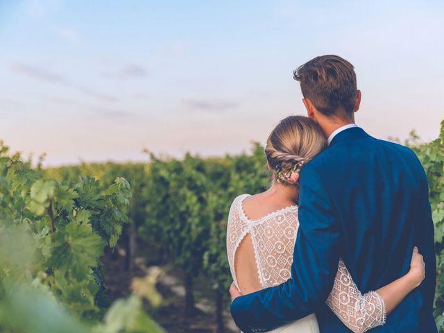 Le mariage de Robin et Eugénie à Saint-Germain-du-Puch, Gironde 36