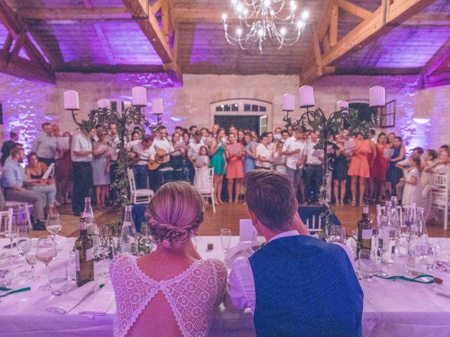 Le mariage de Robin et Eugénie à Saint-Germain-du-Puch, Gironde 37