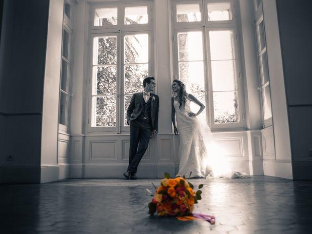 Le mariage de Yann et Nesrine à Saint-Raphaël, Var 11