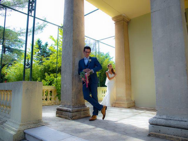 Le mariage de Yann et Nesrine à Saint-Raphaël, Var 12
