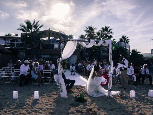 Le mariage de Yann et Nesrine à Saint-Raphaël, Var 15
