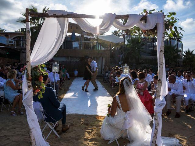 Le mariage de Yann et Nesrine à Saint-Raphaël, Var 17