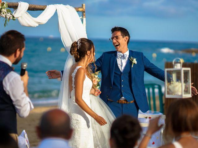 Le mariage de Yann et Nesrine à Saint-Raphaël, Var 22