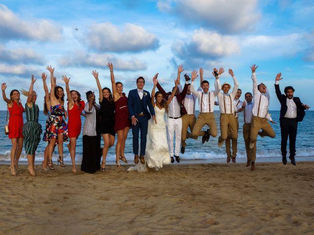 Le mariage de Yann et Nesrine à Saint-Raphaël, Var 25