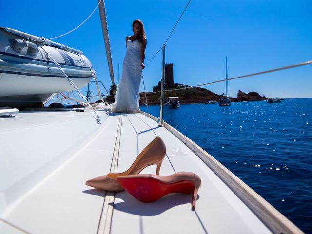 Le mariage de Yann et Nesrine à Saint-Raphaël, Var 43