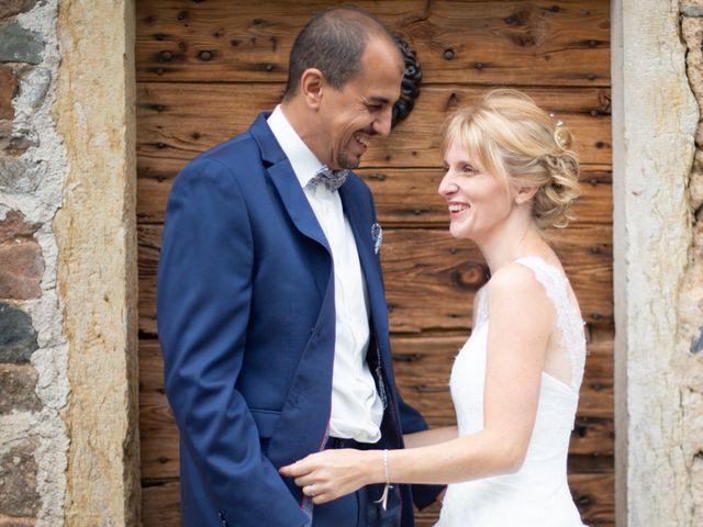 Le mariage de Belaïd et Stéphanie à Saint-Forgeux, Rhône 4