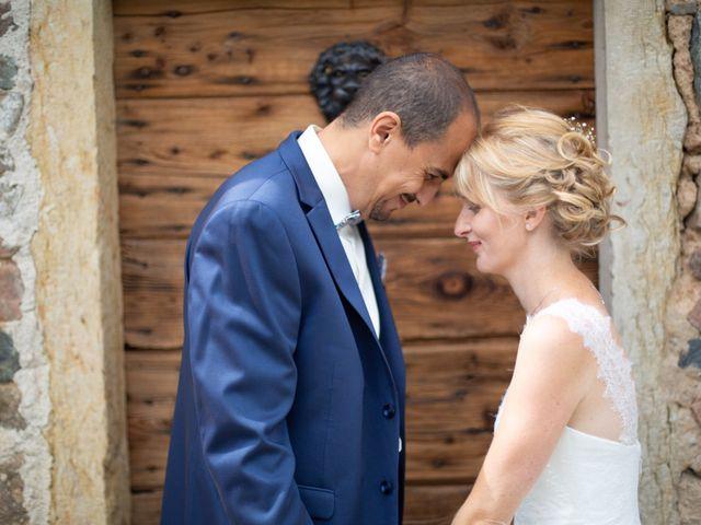 Le mariage de Belaïd et Stéphanie à Saint-Forgeux, Rhône 6