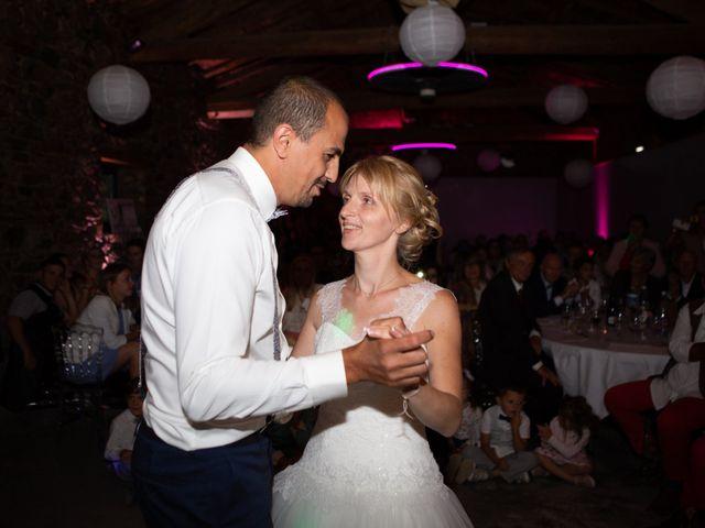 Le mariage de Belaïd et Stéphanie à Saint-Forgeux, Rhône 20